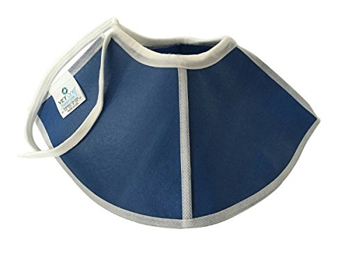 Vet One ElizaSoft Recovery Collar, SIZES: MEDIUM 6.5in