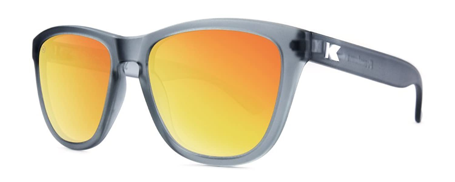 Bajo Gafas Sol Red Sunset Frosted De Knockaround Grey Premium XZiPOkTu