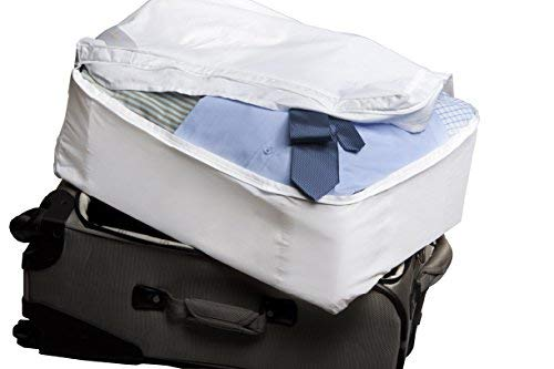 Terminix Travel Bed Bug Proof Luggage Liner - Protection from Dust Mites & Insects - Water-Resistant - Carry-On Small Size Suit-Case