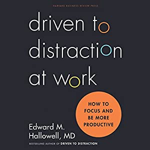 Driven to Distraction at Work Audiobook