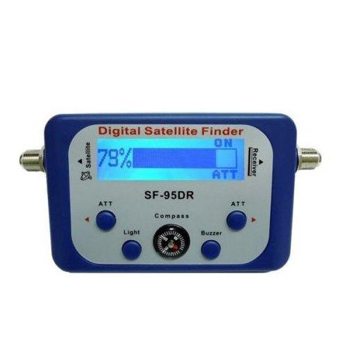 agptek Digital Satellite Signal Meter Finder Dishnetwork ...