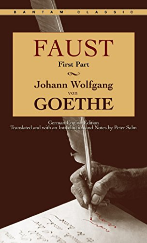 Faust (Bantam Classics) (Part I) (English and German Edition)
