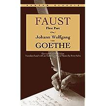 Faust (Bantam Classics) (Part I) (English and German Edition)
