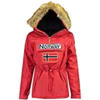 Geographical Norway Parka BOOMERA Mujer