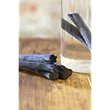 Kishu Binchotan Charcoal Personal Sticks, 6 Sticks of Water Filter