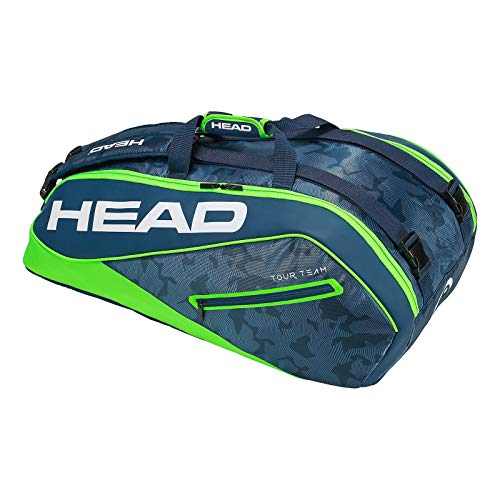 HEAD Tour Team Supercombi 9 Racquet - 9 Racquet Bag Pack