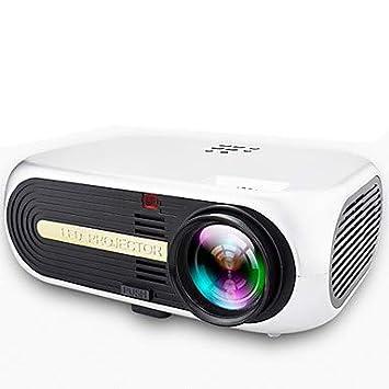 VS 508 + DLP Cine En Casa Proyector LED Proyector 2600 LM Android ...