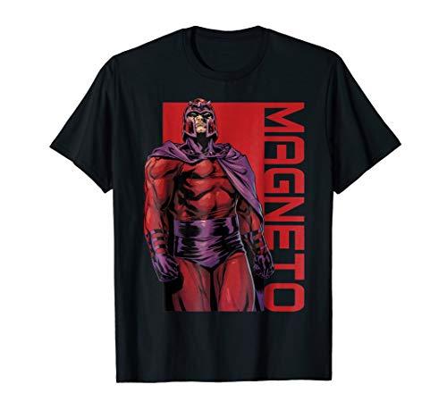 - Marvel X-Men Magneto Villainous Mutant Graphic T-Shirt