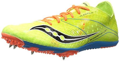 Endorphin Uk 5 D 11 m Eu Mens Saucony Shoe 46 Ld4 Track Citron blue orange  AO4R6xq5 c62e87dd7705e