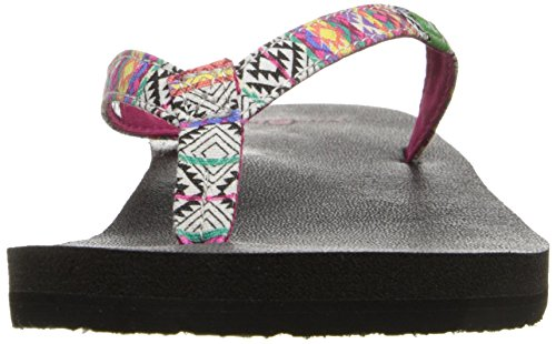 Women's Joy Tribal Yoga Sanuk Funk Multi Flip Magenta Stripe Flop gq1dv6