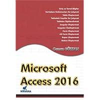 Microsoft Acces 2016