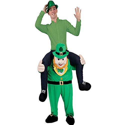 Men's Once Upon A Leprechaun Costume -