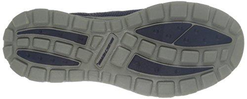 Azul Skechers de Milford Zapatillas hombre Superior Nvy para Blau deporte ggZq1P