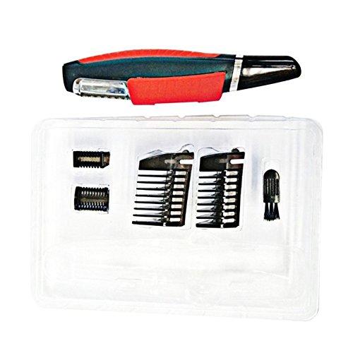 Male Switchblade Shaver Grooming Remover Hair Trimmer Mustache Trimmer Shaver Lovelysunshiny