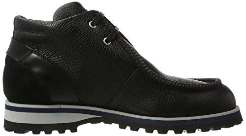 Bogner Men Sapporo 1b Desert Boots Black (nero)