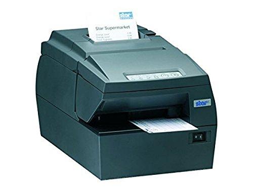 Star Micronics 39610203 Printer, HSP7743U-24, Hybrid, Receipt, Validation, MICR, USB, EXT PS Needed, Gray