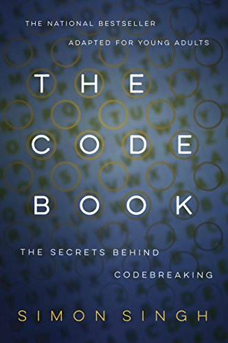 Amazon the code book the secrets behind codebreaking ebook the code book the secrets behind codebreaking by singh simon fandeluxe Gallery