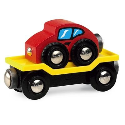 Brio 33549000 - Mezzo per il trasporto di auto in miniatura