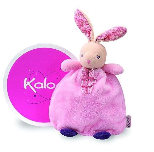 JANOD Kaloo Petite Rose Rabbit Puppet