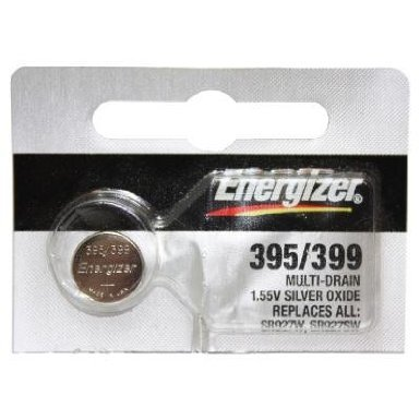 Energizer 395 / 399 Silver Oxide SR927SW 1pc (Each) by JULES BOREL (Image #1)