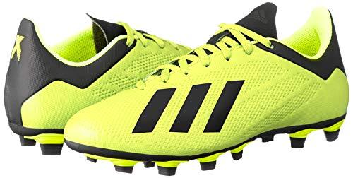jaune Noir Ftwr Foot Jaune Pour Chaussures Solaire Fg Hommes Blanc De X Adidas 4 18 wxA76v
