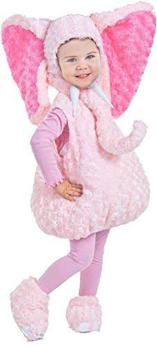 Pink Elephant Costume - (Toddler Pink Elephant Costumes)