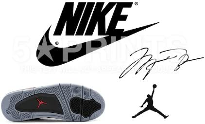 Michael Jordan Nike Air Jordan's NBA