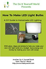 How to make your own LED light bulbs and save money and energy.You can make your own LED light bulb at home and save on the cost of retail LED lamps. LED lighting is still a bit expensive, but that should not stop you from using LEDs to save ...