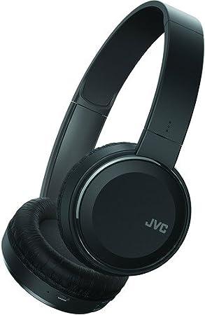 JVC HA-S190M Diadema Binaural Alámbrico Negro - Auriculares (Alámbrico, Diadema, Binaural