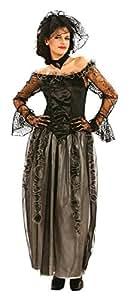 Black Widow Long Dress