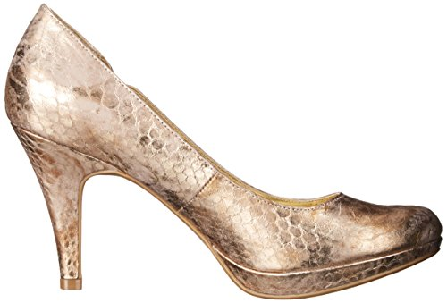 Andrew Geller Champagne Garey Women's Pump Dress BBpFY