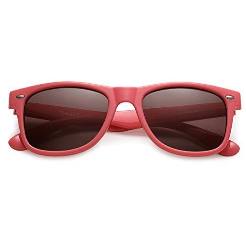 (Polarspex Polarized 80's Retro Classic Trendy Stylish Sunglasses for Men Women )