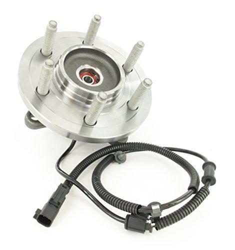 (SKF BR930790 Wheel Bearing and Hub Assembly)