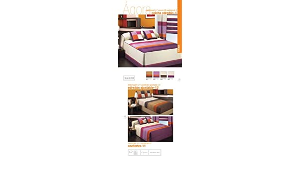 Colorintex JVR Colcha de Verano Agora Medidas: cama