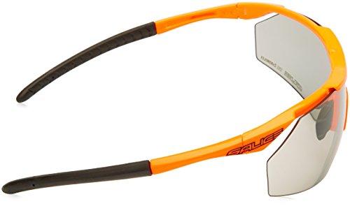 Salice 004CRX Lunettes photochromiques fumés Arancio Fluo