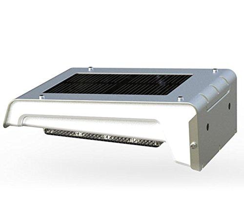 Solar Led Bewegungsmelder Außenleuchte Wandleuchte Gartenlampe Außenwandlampe