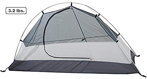Bigfoot Outdoor Gravity 1P/2P Ultralight Backpacking Tents (1-Man) (Best 1 Man Backpacking Tent)
