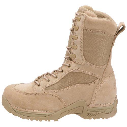 bcf6c57ec65 Amazon.com: Danner Men's Desert Tfx Rough Out Tan GTX Military Boot ...