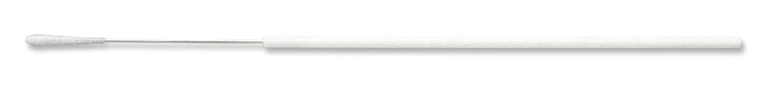Puritan 25-800-1PD-ALUM-50 Non-Absorbent Polyester Tipped Sterile Applicators/Swabs with Aluminum Wire and Plastic Shaft, 0.035' Diameter x 6' Length (Case of 1000) 0.035 Diameter x 6 Length (Case of 1000) HWP-25-8001PDAL