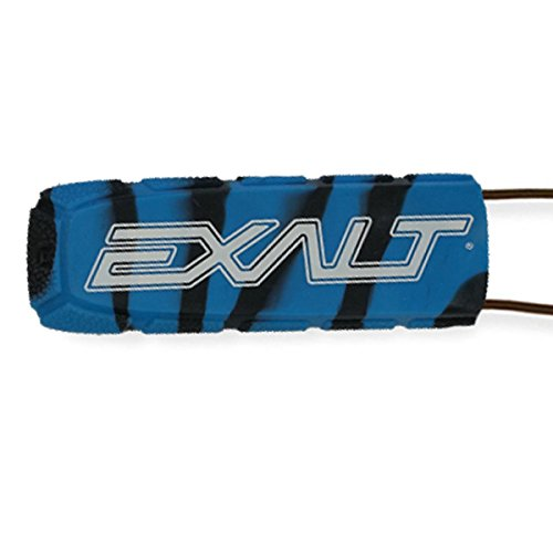 Exalt Bayonet Barrel Condom / Cover - Cyan / Black Swirl