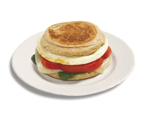 Hamilton Beach 25477 Breakfast Electric Sandwich Maker, Black