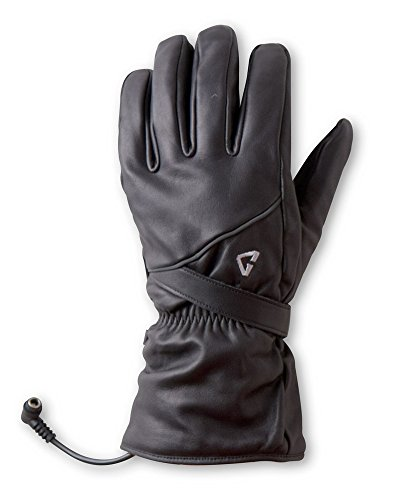 Women's Gyde G4 Adventure Travel Glove - Black - Motorcycle Travel Gloves