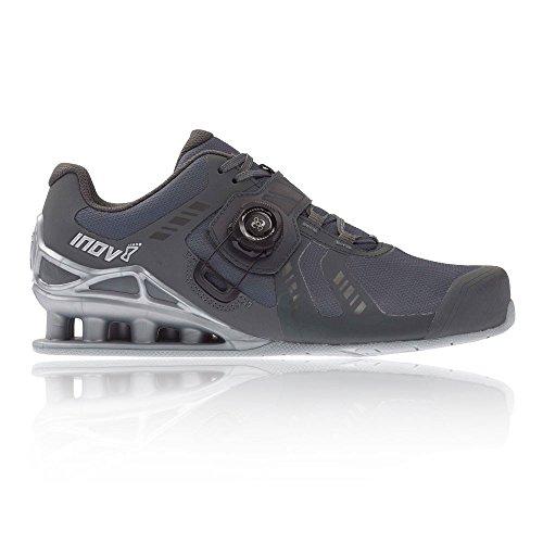 Inov-8 Womens Shoe Lift 400 Boa Fitness - Grigio / Argento - 000723-gysl-s-01 Grigio / Argento