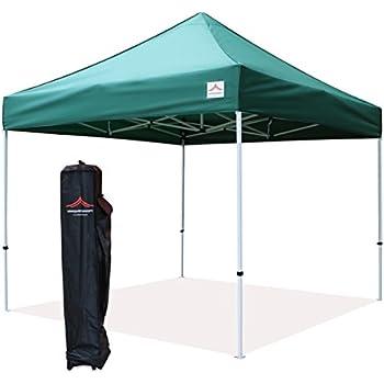 Amazon Com Uniquecanopy 10 X10 Ez Pop Up Canopy Tent