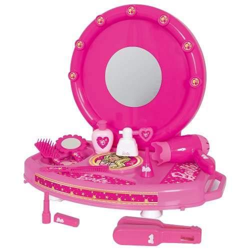 Acessórios Para Boneca - Barbie - Camarim - Cotiplás