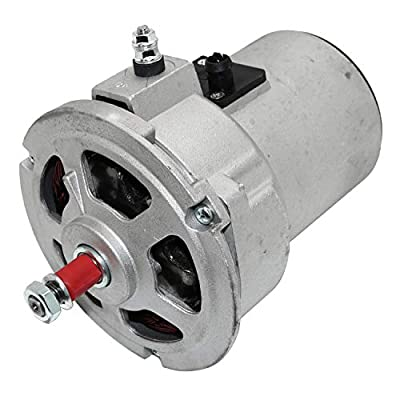 IAP Performance AL82NEC 60 Amp Alternator (for VW Beetle, Bus, Super Beetle, Ghia and 1200-1600cc Aircooled Engines): Automotive