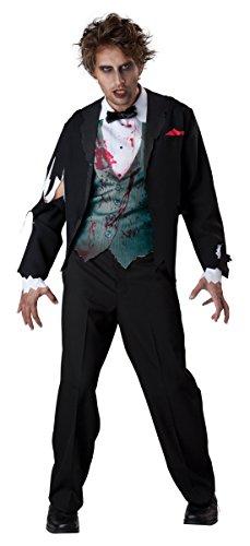 Gruesome Groom Adult Costume - X-Large -