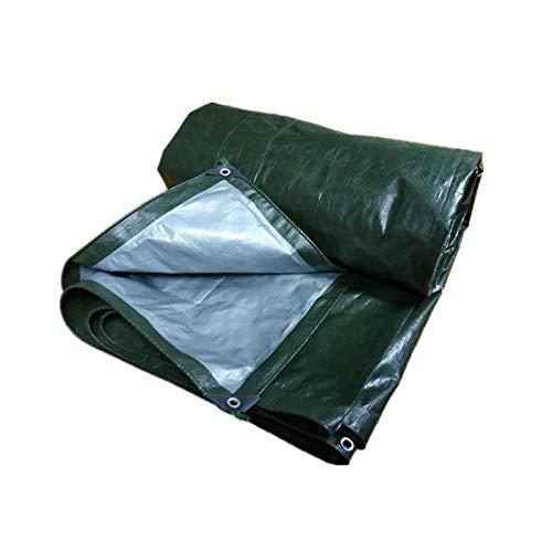 MSNDIAN Telo Antipioggia telone telone Impermeabile Parasole per Esterni Parasole Panno Antipioggia Articoli Sportivi all'aperto (Dimensioni   8×7m)