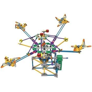 Amazon.com: K NEX Supersonic Swirl Building Set: Toys & Games