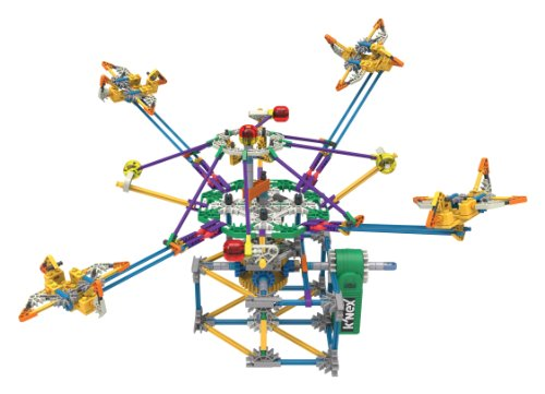 K'NEX Supersonic Swirl Building Set